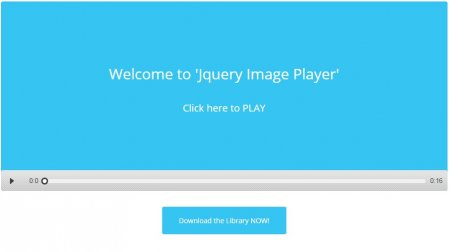 Jquery Image Player